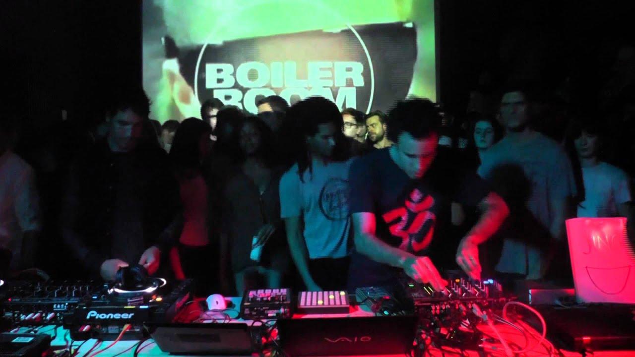 four tet live in the boiler room youtube