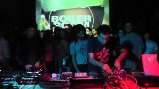 Four Tet live in the Boiler Room
