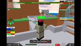 Roblox RSA pwning some TRA people