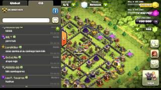 Clash of Clans - [OFF] ZUEIRA - Melhor chat de todos [OFF]