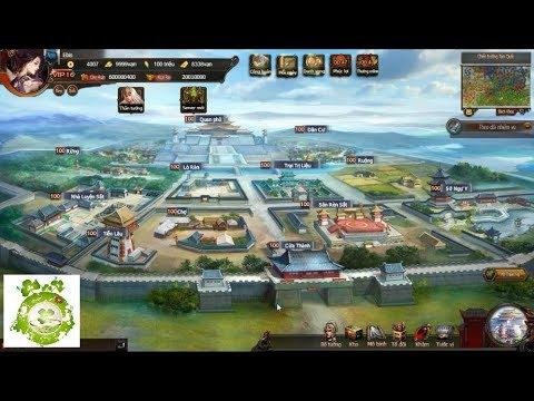 Web Game Private Hồn Tam Quốc | Game Chiến Thuật Dàn Trận | Free VIP16 – Full All Vàng – AHL