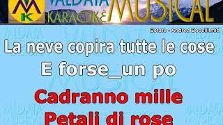 Estate Andrea Bocelli Karaoke