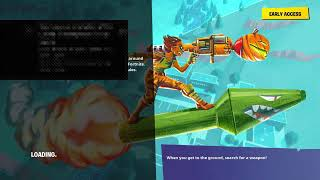 Fortnite season  10 creative new weapons for my scrim map its intense