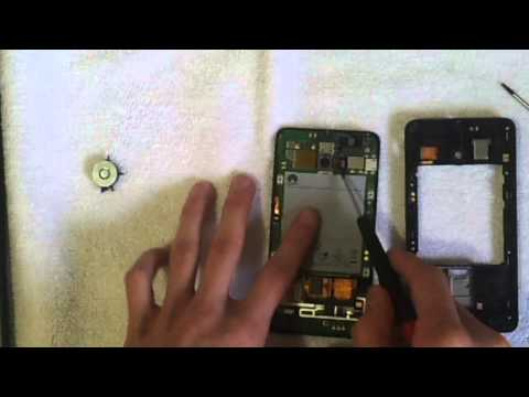 Smontare / disassembly HUAWEI Y300
