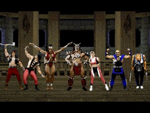 Обзор Ultimate Mortal Kombat Trilogy