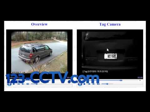 How To Properly Set Up A License Plate Capture Camera