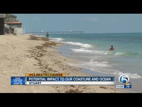 Potential impact to our coastline and ocean