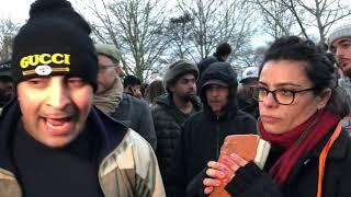 MO DEEN VS HATUN DEBATE IN SPEAKERS CORNER