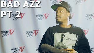http://www.urbancitytv.com - Bad Azz, is an American rapper and mem...