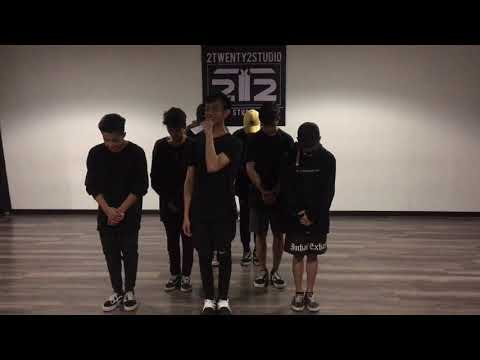 Ismail Izzani - Luar Biasa ft. Alif (Mirrored Dance Practice)