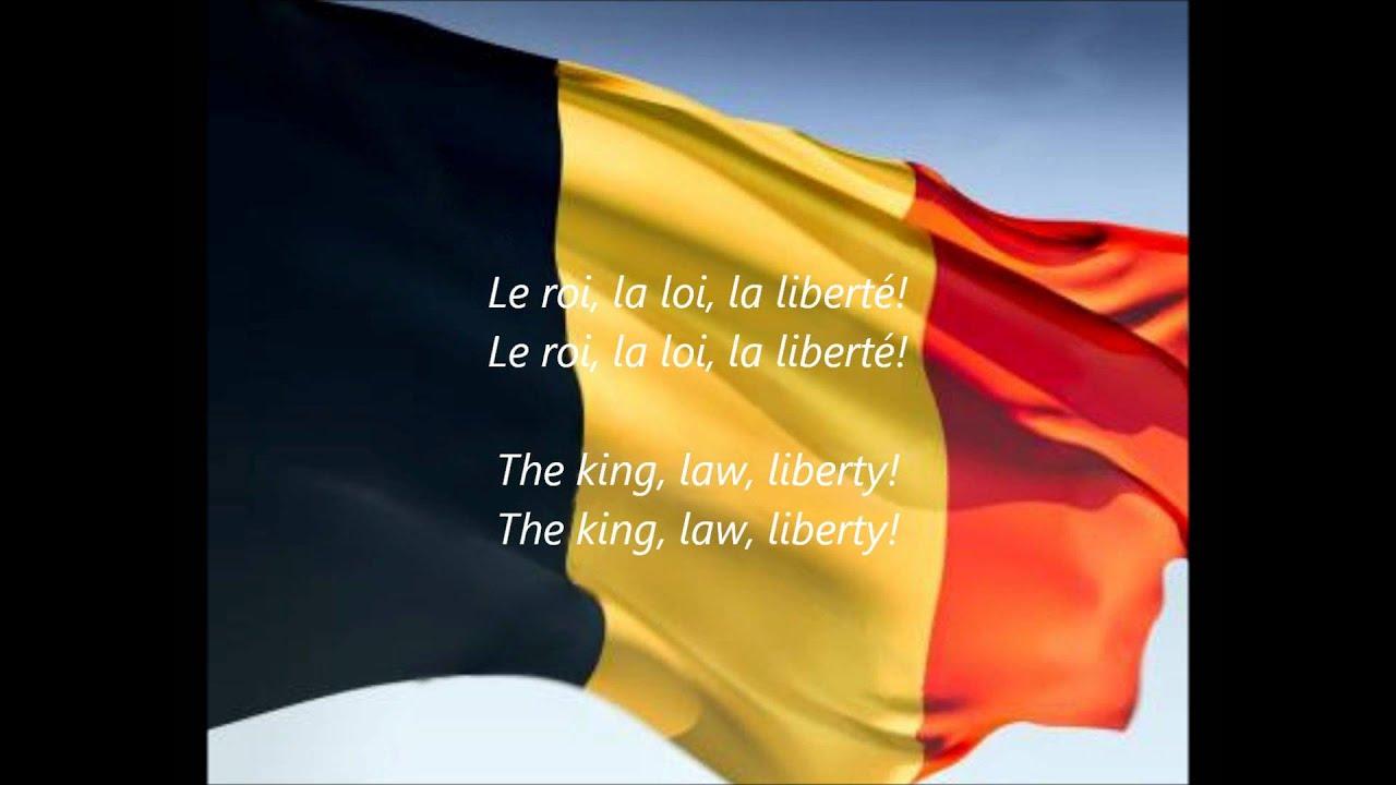 Belgian National Anthem -