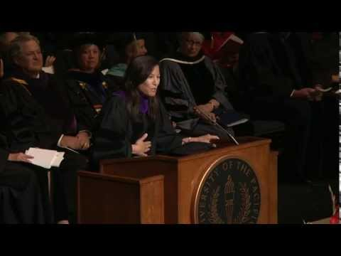 Pacific McGeorge School of Law: Commencement 2012