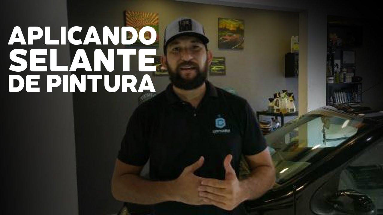 APLICANDO SELANTE NA PINTURA DO SEU CARRO   PABLO STKBR