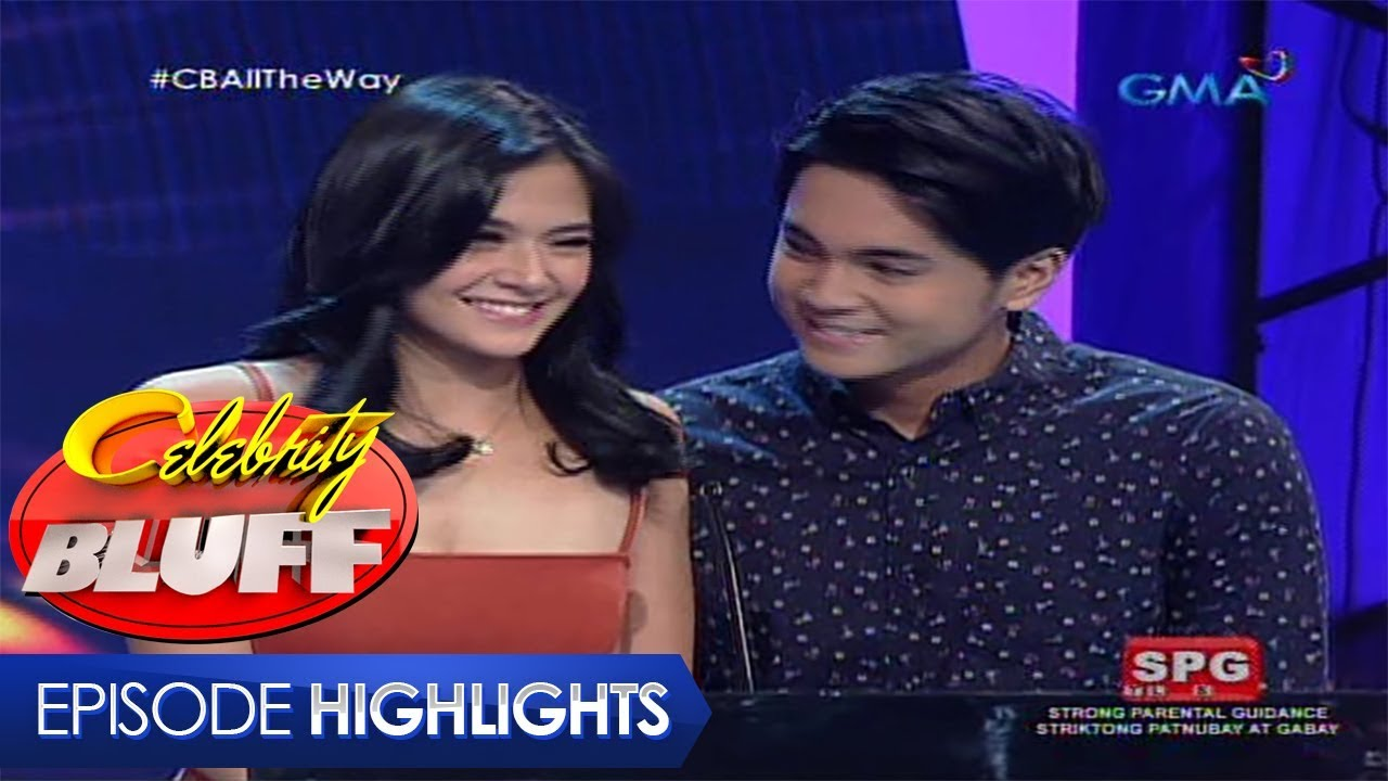 Celebrity Bluff: Love is in the air with BiGuel - YouTube