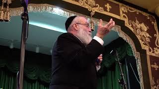 Rabbi Itchik Rivkin | Zushi & Gittys Wedding