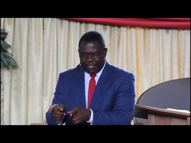 Emmanuel God with Us - Pastor Chiwena Kabanje