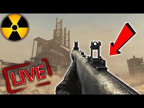 Modern Warfare 2 2nd Prestige Grind! LIVE 2018