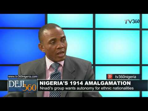 Lawyer says Nigeria no longer exist by law after December 31, 2013