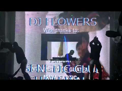 Dj Nina Flowers en Genetic Club Guatemala