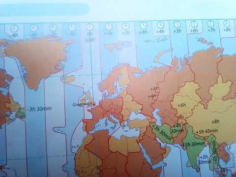 Poledniky Mapa Hora Polednik Mapa