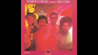 Return To Forever - No Mystery (1975)