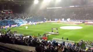 FC Porto 3-0 sporting | Hino FCP e entrada dos jogadores | Março 2015