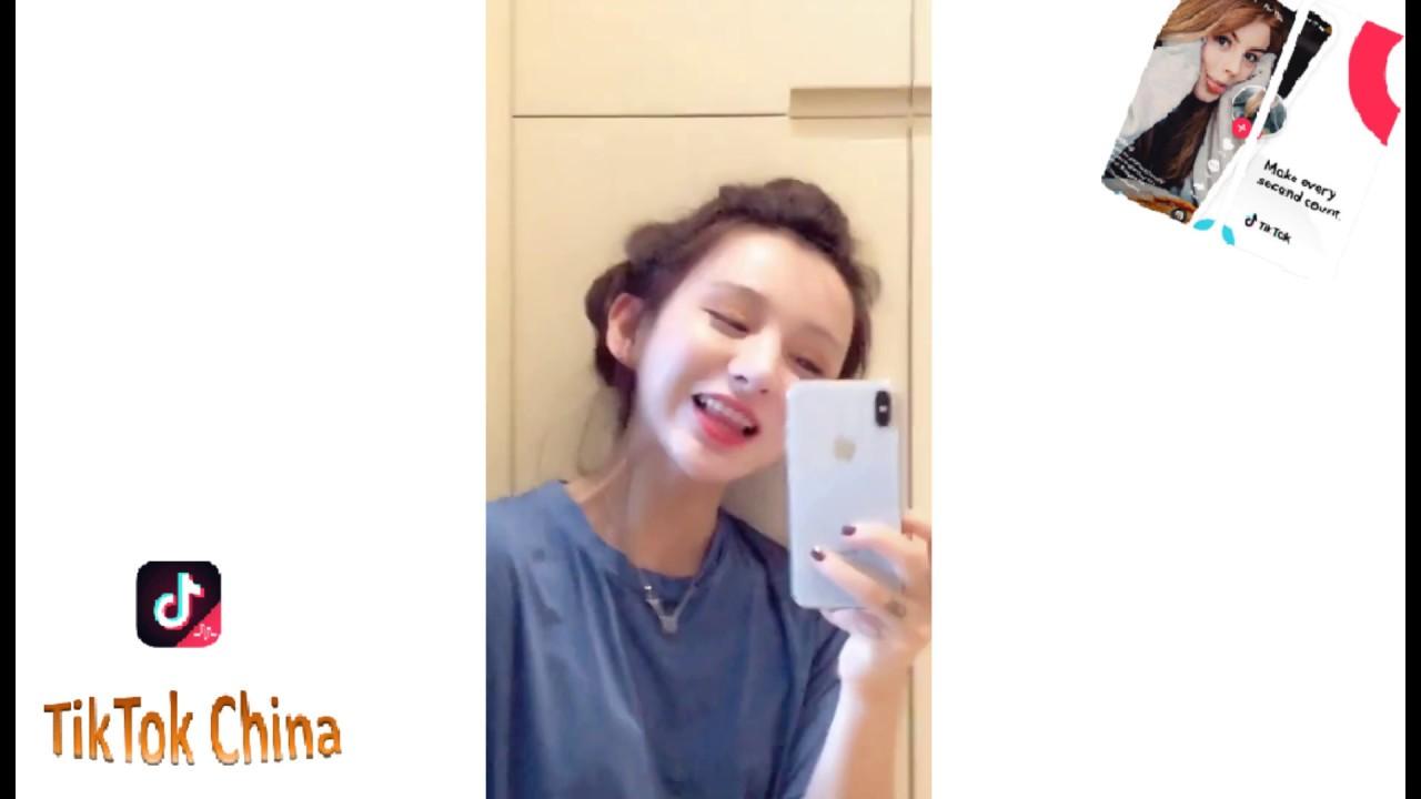 Preety Firl Dance Videos on Tik Tok China/Douyin 2019