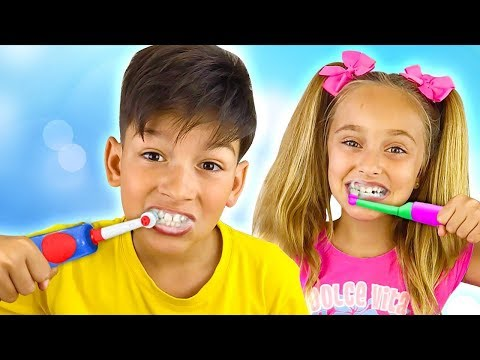 sasha-and-compilation-of-funny-songs-for-kids