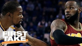 LeBron vs. KD Is The Ultimate Must-See Matchup | Final Take | First Take | May 22, 2017