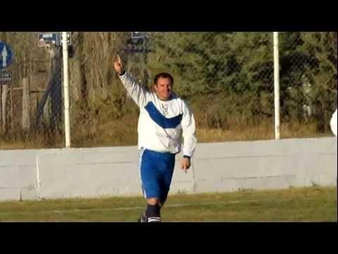 Gol de Luciano Alaníz Dep  Beltrán 0 Sp  Belisle 1