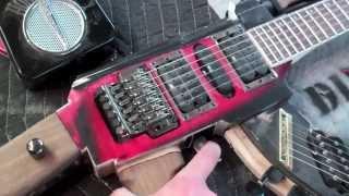 Как сделать из гитары автомат Калашникова.(Процесс переделки обычной электрогитары в эксклюзивную гитару в виде автомата Калашникова. Кстати очень..., 2014-04-03T11:05:15.000Z)