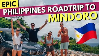 EPIC ROADTRIP in MINDORO with UNEXPECTED surprises