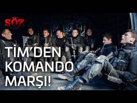 Söz | 36.Bölüm - Tim'den Komando Marşı!