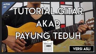 Video Tutorial Gitar (AKAD-PAYUNG TEDUH) VERSI ASLI FULL download MP3, 3GP, MP4, WEBM, AVI, FLV Juli 2018