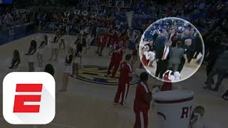 Bruce Pearl gets in postgame altercation with Alabama coach after loss | ESPN thumbnail
