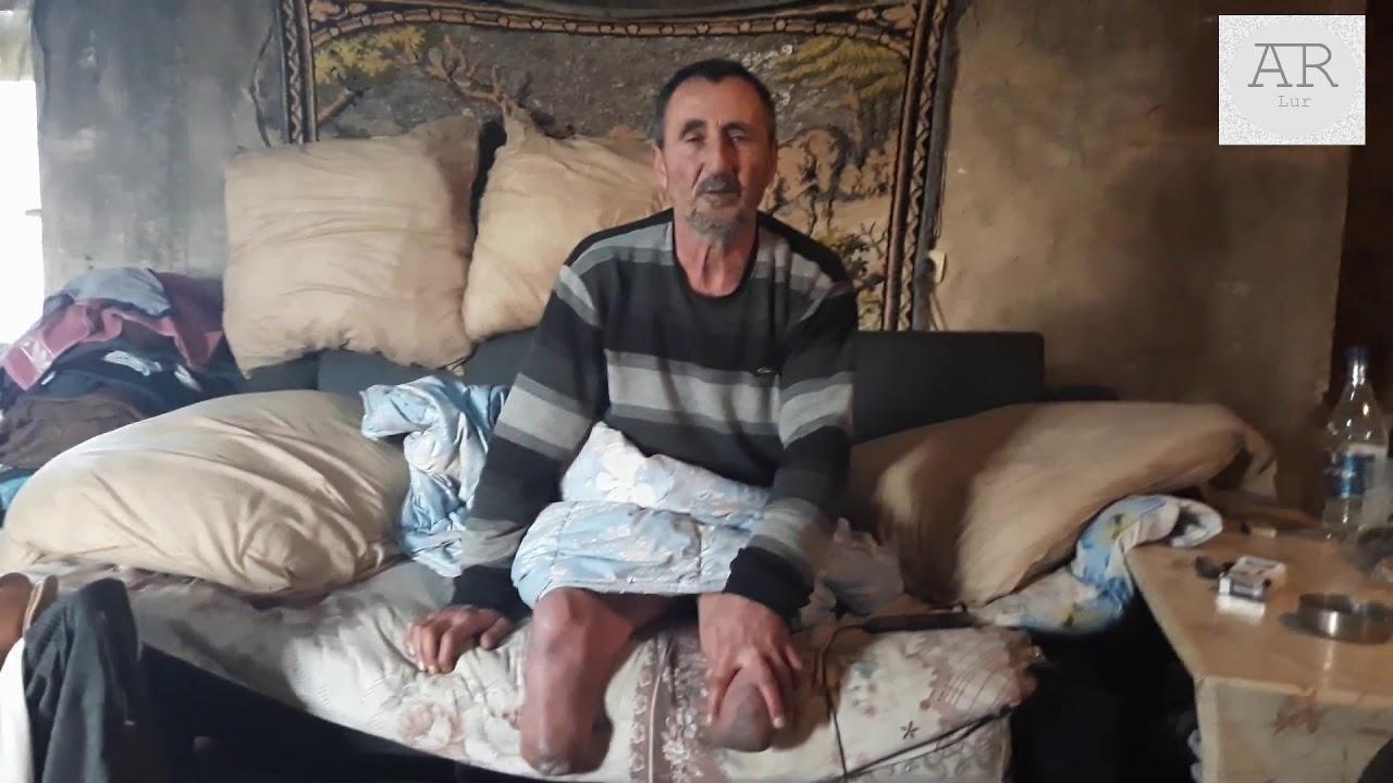Վիրահատությունից հետո շորը հրեցի ու տեսա, որ ոտքերս չկան…». սարսափելի  պայմաններում գտնվող Գառնիկը չի դիմանում սուր ցավերին /տեսանյութ ...