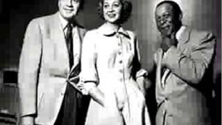 Jack Benny radio show 11/3/35 Kenny Baker