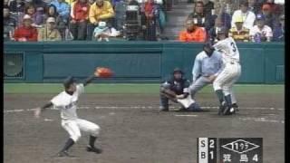 高校野球に布袋寅泰 甲子園