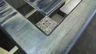 видео 20 элегантных обеденных столов из дерева