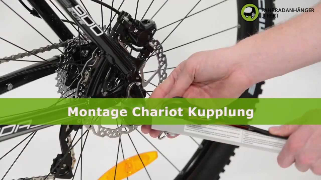 montage chariot kupplung youtube. Black Bedroom Furniture Sets. Home Design Ideas