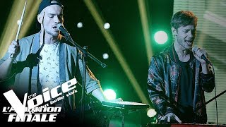 Rihanna - Bitch better have my money | Kriill | The Voice France 2018 | Auditions Finales