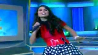 Aline Barros - Dança do Pinguim (Programa Raul Gil)