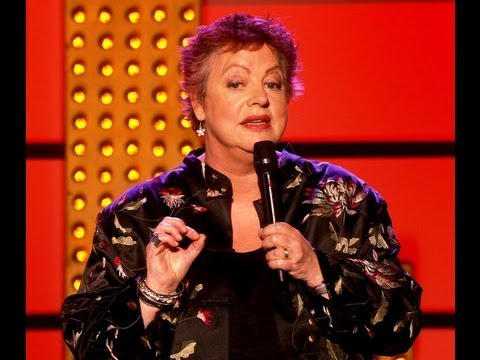 Jo Brand on Weight - Live at the Apollo - BBC