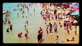 Best of Los Muertos beach activity. Puerto Vallarta. Life is a Beach:-D
