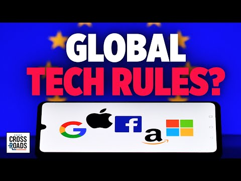 Live Q&A: EU Wants to Write Global Rules for Big Tech; China Plans to Overtake US Through the Vi