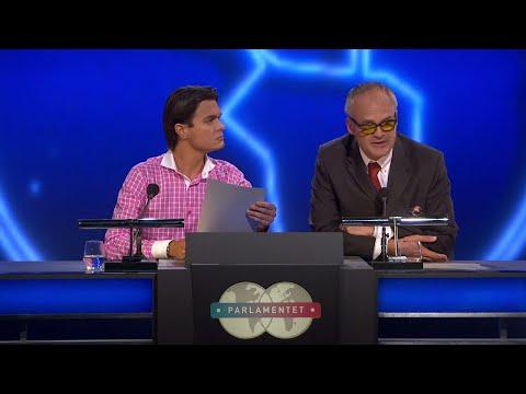 Rheborg översätter Messiahs nordkoreanska - Parlamentet (TV4)