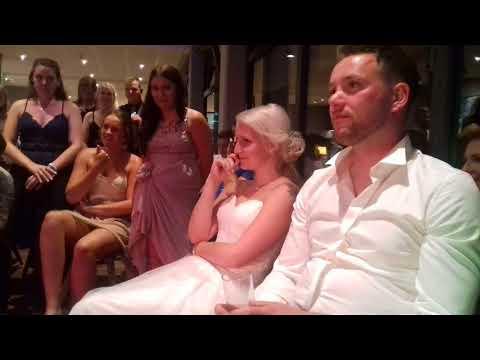 Hochzeitsrede Und Flashmob Für Lena Und Phil
