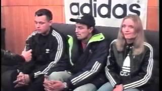 Группа Руки вверх . Концерт + интервью в Наб. Челнах 1997 год.