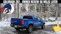 Chevy Colorado ZR2 Duramax | Did I make the RIGHT CHOICE?! | 5K mile Owner Review