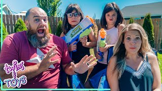Kids vs Parents! Most Likely to Challenge...